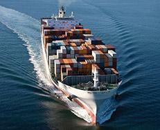 Sidebar Sea Freight